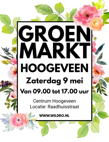 Groenmarkt Hoogeveen